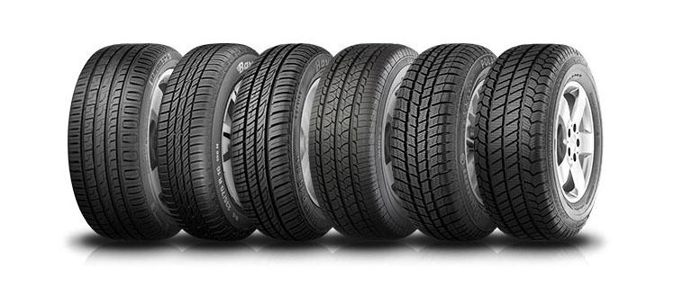 Reifentypen